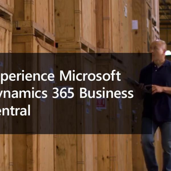 Experience Microsoft Dynamics 365 Business Central