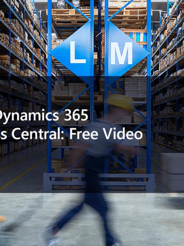 Playlist - Using Microsoft Dynamics 365 Business Central (32 videos)