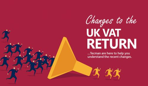 Changes to the UK VAT Return