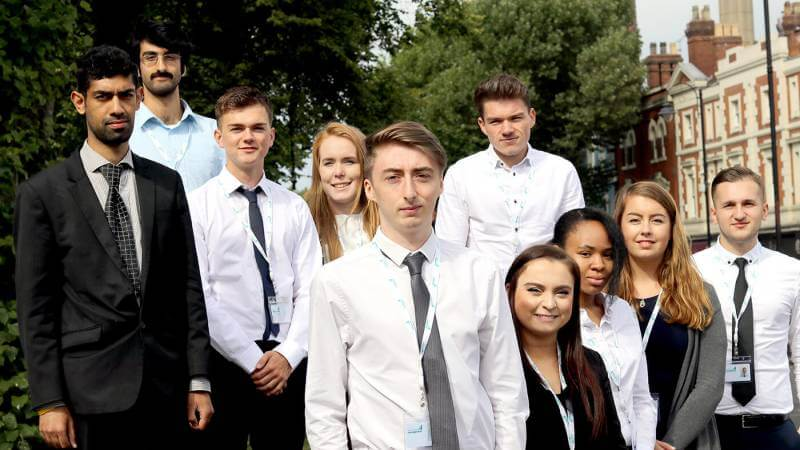 Local SME doubles the size of its graduate programme to tackle skills shortage